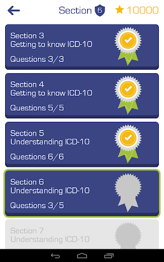 玩教育App|RU Prepared? ICD-10 Edition免費|APP試玩