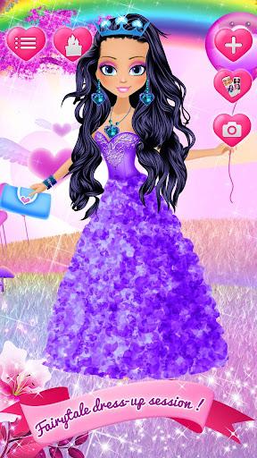 Игра Love Land Princess Spa для планшетов на Android