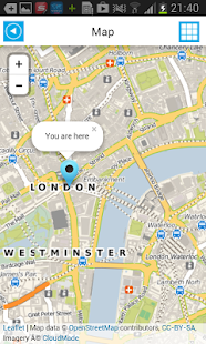 London Map Guide.London Offline Map Guide Hotel Apps On Google Play