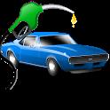 حاسبه وقود السياره icon