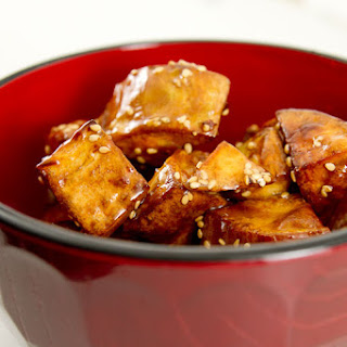 Daigaku Imo (Glazed Sweet Potatoes)