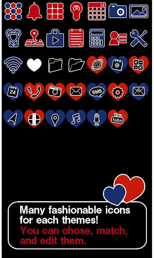Polka-Dot Heart Wallpaper 1.3 Windows u7528 4