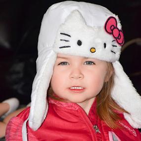 Hello Kitty by Rob & Zet Sample - Babies & Children Child Portraits