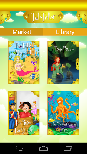 TaleTeller Audible FairyTales