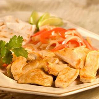 Garlic & Herb Chicken Fajitas