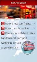 Screenshot of mX Great Britain: Top UK Guide