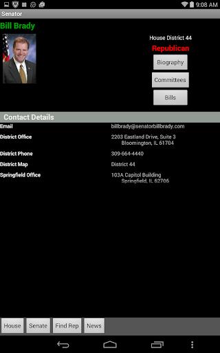 Illinois Government  screenshots 8