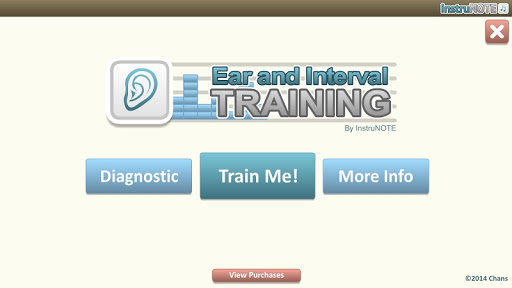 InstruNOTE Ear and Interval 1.2.1 screenshots 1