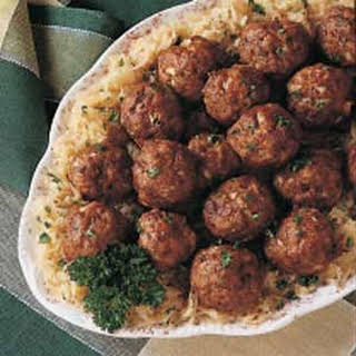 German Meatballs.