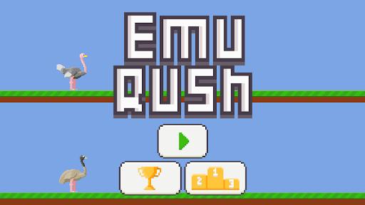 Emu Rush Free
