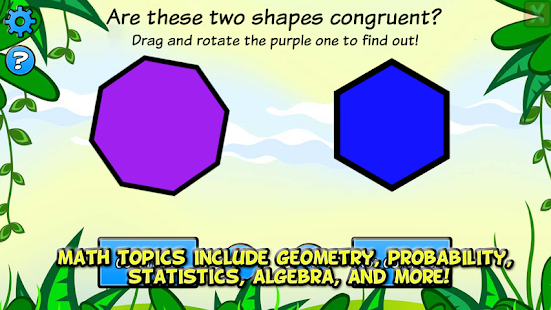 Sixth Grade Learning Games- screenshot thumbnail