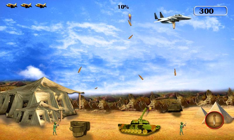 Tank Attack :Army Sniper Game - screenshot