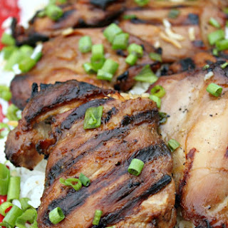 Grilled Hawaiian Chicken