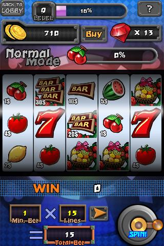 Crazy Slots - screenshot