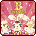 Bunny King GO Launcher theme icon