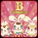 Bunny King GO Launcher theme icon
