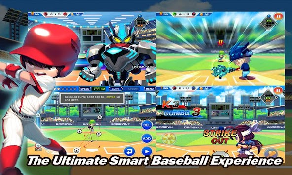 Baseball Superstars® 2012 APK screenshot thumbnail 2