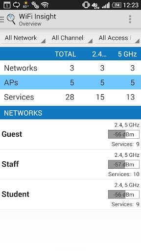 WiFi Insight WiFi Analyzer