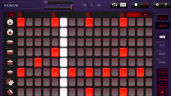 Oscilab Pro - Groovebox & MIDI- screenshot thumbnail