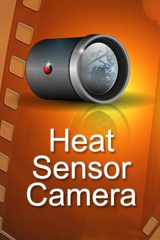 热传感器摄像头