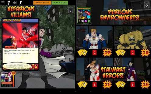 Sentinels of the Multiverse Screenshot 12