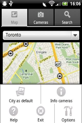 Canada Traffic Cameras- screenshot