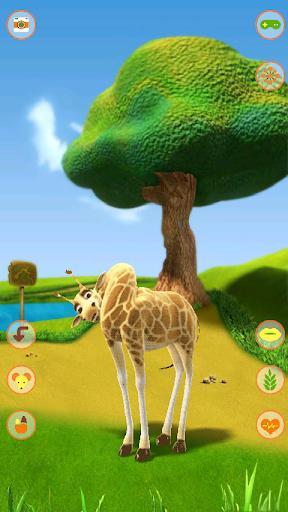 Talking Giraffe 1.3.3 screenshots 2