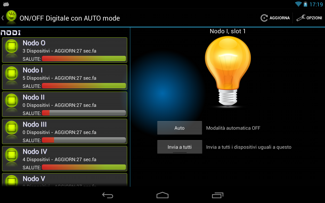 Soulissapp arduino domotica app android su google play for App per progettare casa android