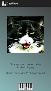 Cat Piano - screenshot thumbnail