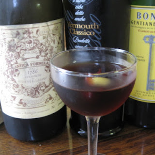 Vermouth Cocktail