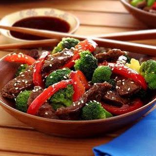 Paleo Teriyaki Beef Broccoli