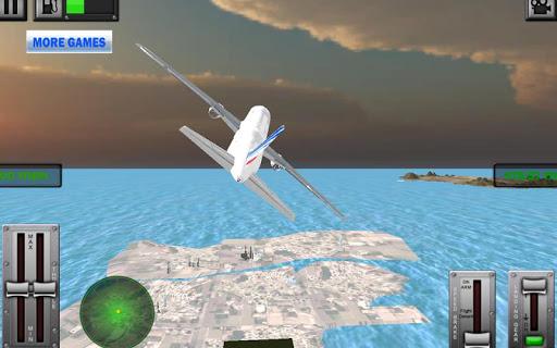 フライトシミュレータボーイング3D