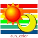 Aun Color Coordinate icon