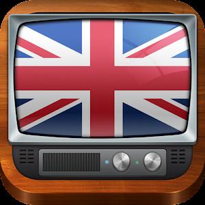 英國的電視 LOGO-APP點子