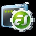 ES Task Manager logo