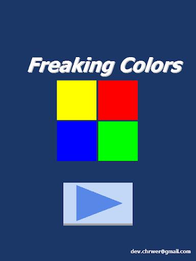 Freaking Colors