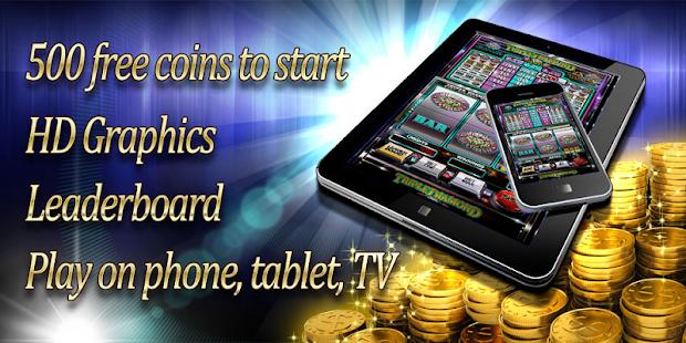 Slot Machine: Triple Diamond 6