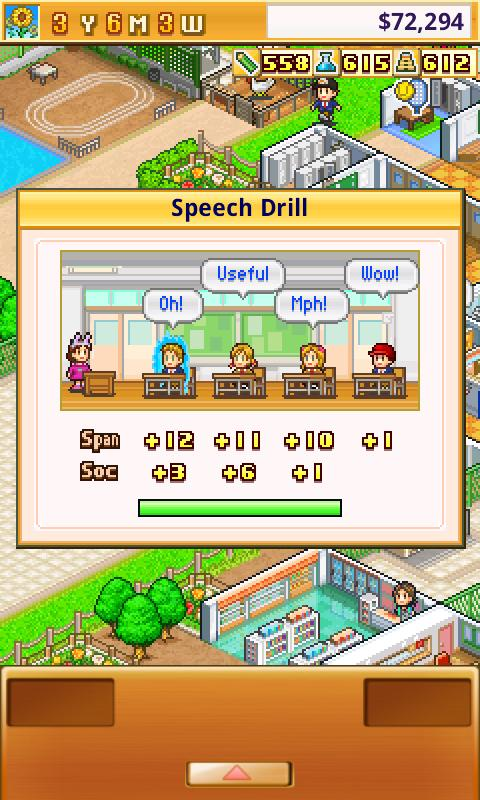 Pocket Academy Lite screenshot #4