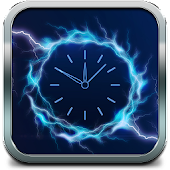 Electric Glow Clock
