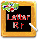 Letter R for LKG Kids Practice icon