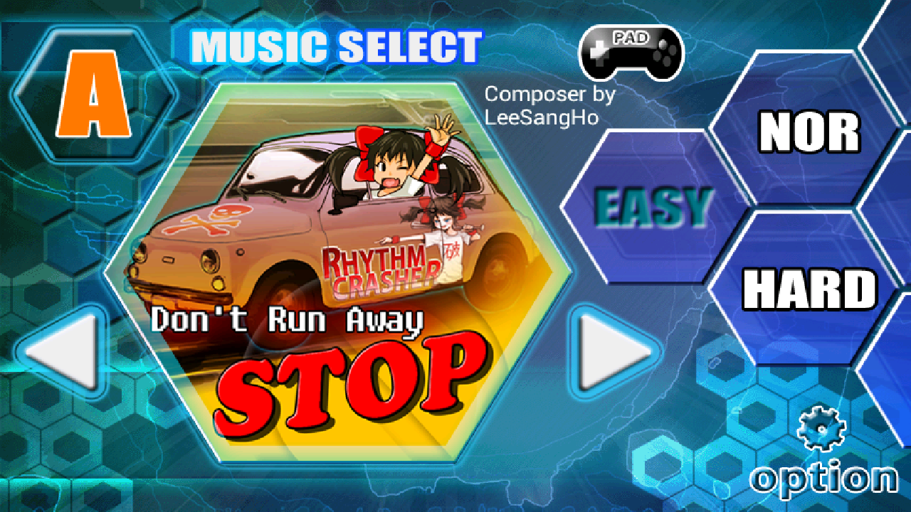 MUSIC HERO Rhythm Crasher- screenshot