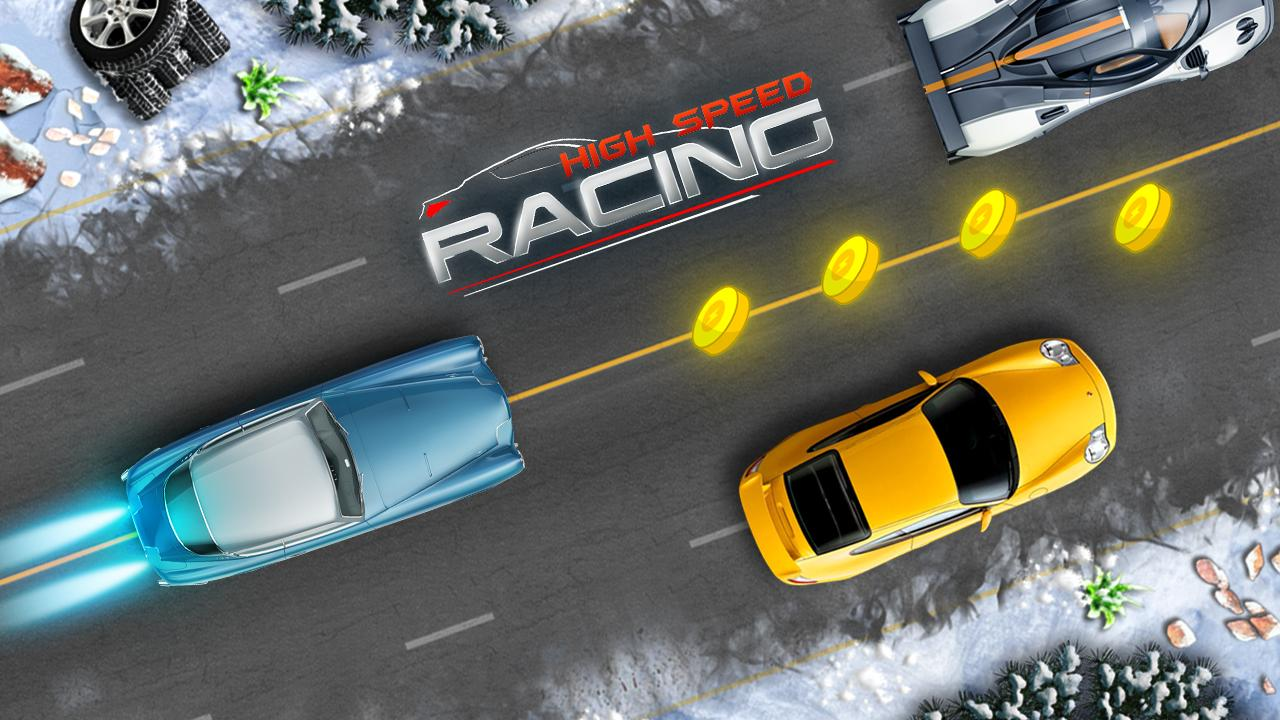 High Speed Racing - screenshot