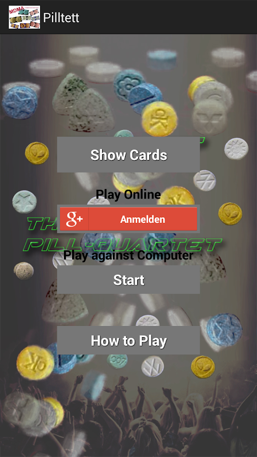 Pilltet - Pills Quartet Lite- screenshot