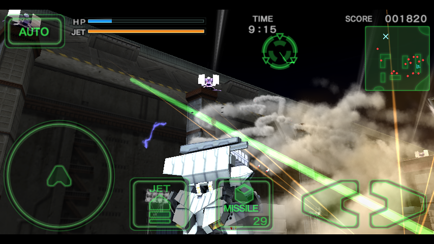 Destroy Gunners SPα - screenshot