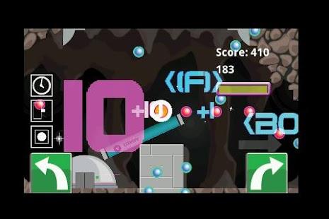 Galaxy Ball Free screenshot
