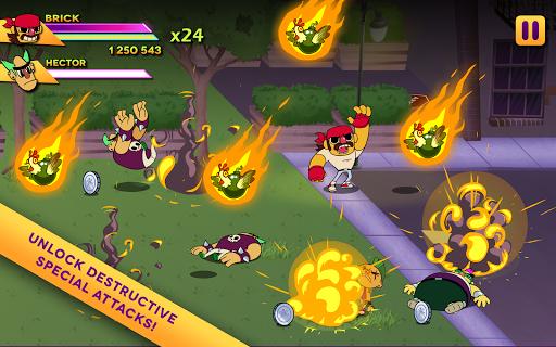 Big Action Mega Fight!  screenshots 10
