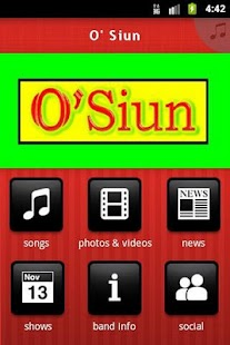 O' Siun - screenshot thumbnail
