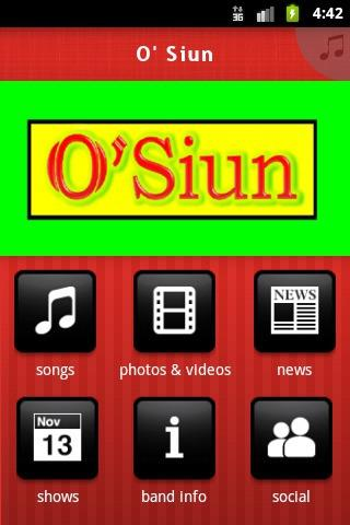 O' Siun - screenshot