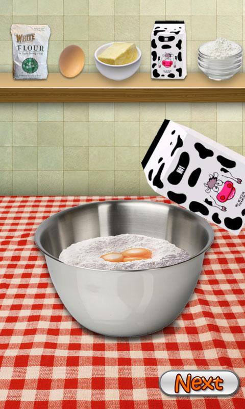 Cupcake Maker-Cooking game - screenshot