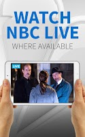 Screenshot of NBC